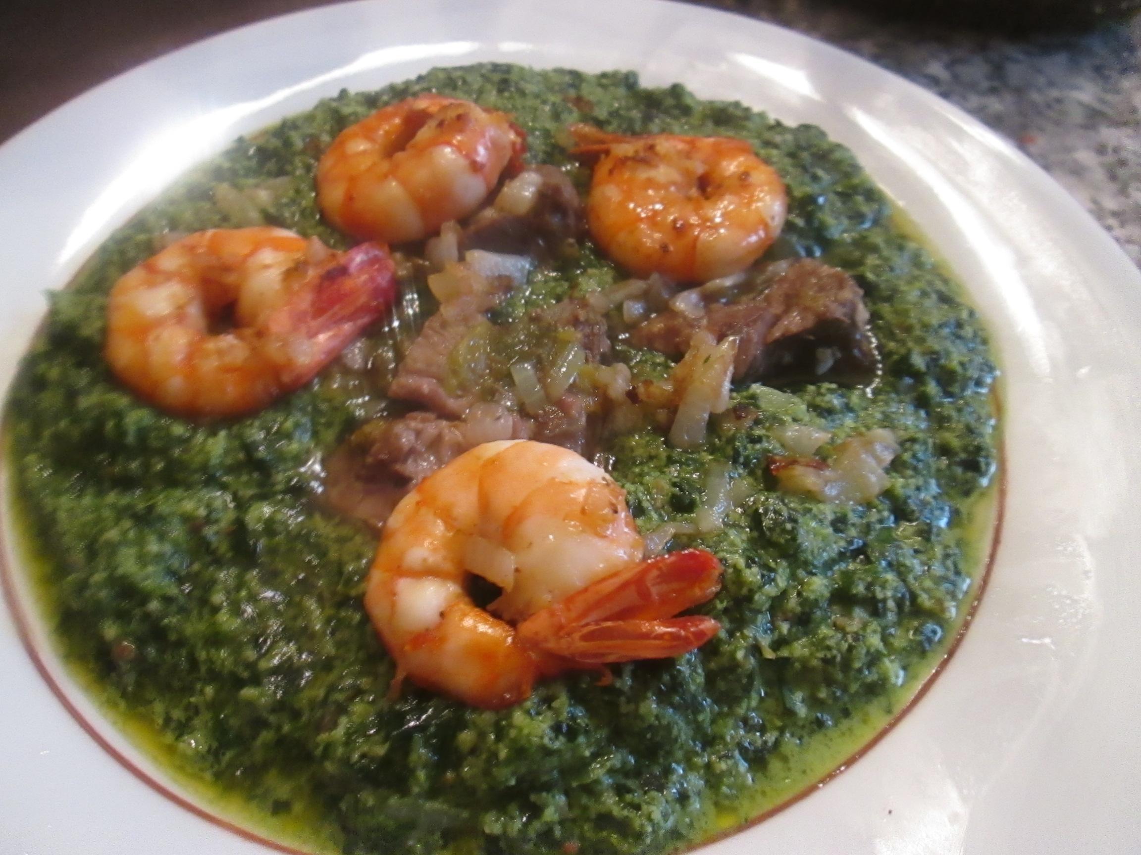 Legumes Cuisine Africaine Creole Du Sud Du Soleil Et La Cuisine