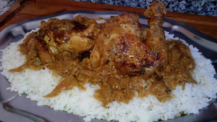 Recette Du Poulet Yassa Cuisine Africaine Creole Du Sud Du